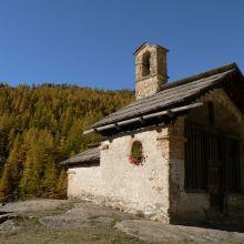 Chapelle Ste Marie Fontcouverte