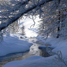 Clarée hiver