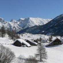 Haute-vallée La Meuille