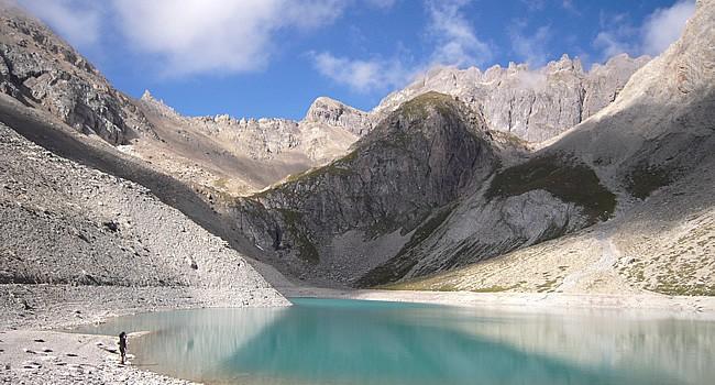 Lake Béraudes