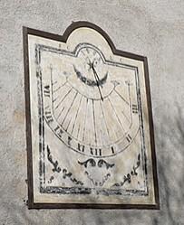 Sundial Névache