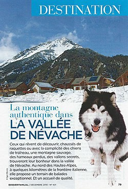Dossier Familial - Décembre 2010