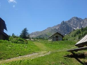 Glen of Buffère - Névache - Claree Valley