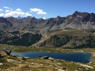 Lake Laramon - Névache- Claree Valley