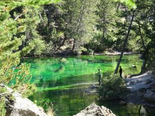 Lac Vert - Névache - Claree Valley