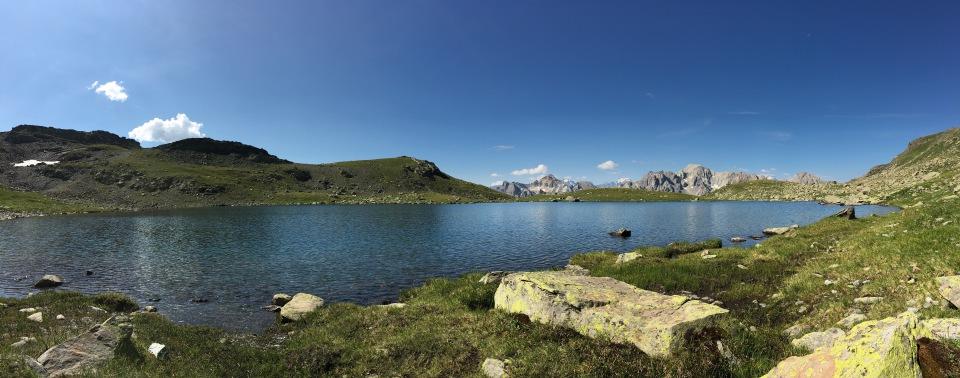 Lac de la Madeleine - Claree valley - Névache