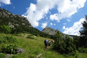 Summer activities in Névache