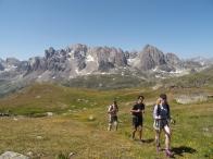 Walking break in the Clarée valley