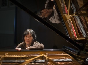 Zhu Xiao-Mei, pianist and artistic director of the Festival of the Haute Clarée