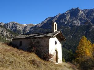 Chapel St Sauveur