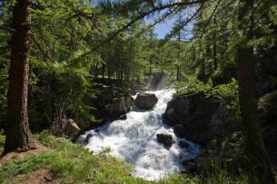 Fontcouverte Waterfalls