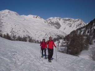 Snowshoeing in the Haute Vallée de la Clarée