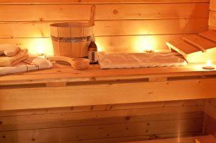 Chalet d'en Hô's Sauna