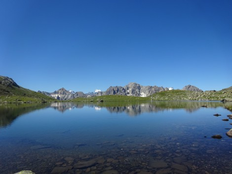 Madeleine lake