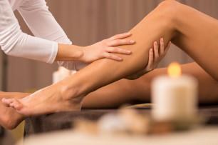 Massage at the hotel Chalet d'en Hô
