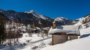 The village of Névache