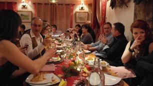 Christmas Eve at the Chalet d'en Hô